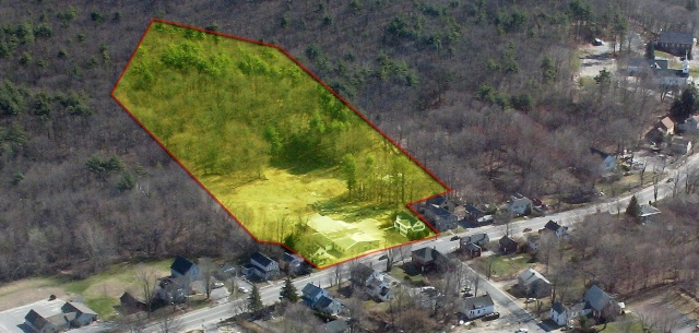 Aerial Image of the Smith Property